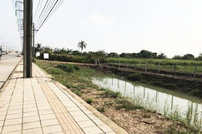 ที่ดิน 8500000 กรุงเทพมหานคร เขตหนองจอก ลำผักชี