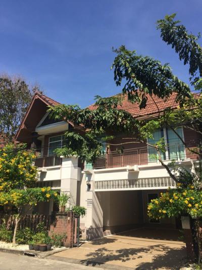 บ้านเดี่ยว 6900000 กรุงเทพมหานคร เขตลาดกระบัง คลองสองต้นนุ่น