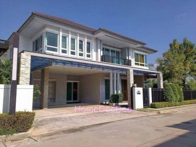 บ้านเดี่ยวสองชั้น 22000000 กรุงเทพมหานคร เขตคันนายาว คันนายาว