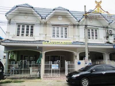 ทาวน์เฮาส์ 1550000 นนทบุรี บางบัวทอง พิมลราช
