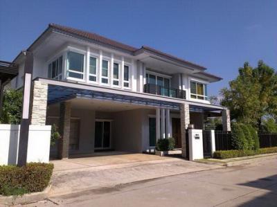 บ้านเดี่ยว 22000000 กรุงเทพมหานคร เขตคันนายาว คันนายาว