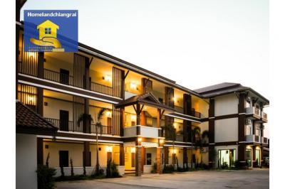 โรงแรม 55000000 เชียงราย เมืองเชียงราย รอบเวียง