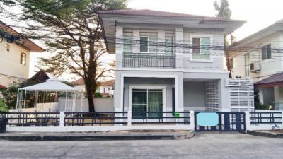 บ้านเดี่ยว 14000 กรุงเทพมหานคร เขตคลองสามวา สามวาตะวันตก