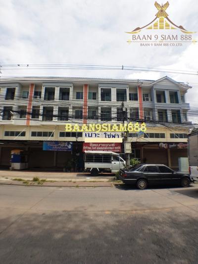 อาคารพาณิชย์ 3990000 นนทบุรี ปากเกร็ด บางพูด