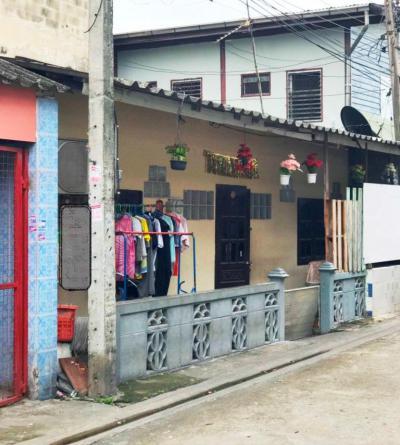 บ้านเดี่ยวสองชั้น 950000 กรุงเทพมหานคร เขตประเวศ หนองบอน