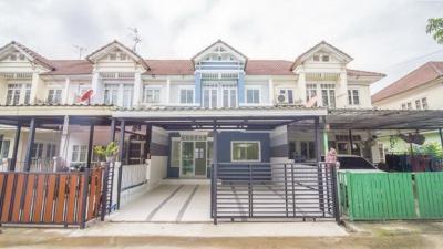 ทาวน์เฮาส์ 1890000 ปทุมธานี ธัญบุรี บึงยี่โถ