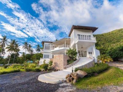 บ้านเดี่ยว 24000000 สุราษฎร์ธานี เกาะสมุย หน้าเมือง
