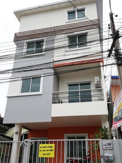 อาคารพาณิชย์ 6200000 นนทบุรี เมืองนนทบุรี ท่าทราย