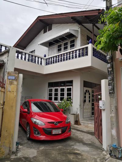 บ้านเดี่ยว 9800000 กรุงเทพมหานคร เขตดุสิต ถนนนครไชยศรี