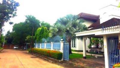 บ้านเดี่ยว 14800000 กรุงเทพมหานคร เขตประเวศ ดอกไม้