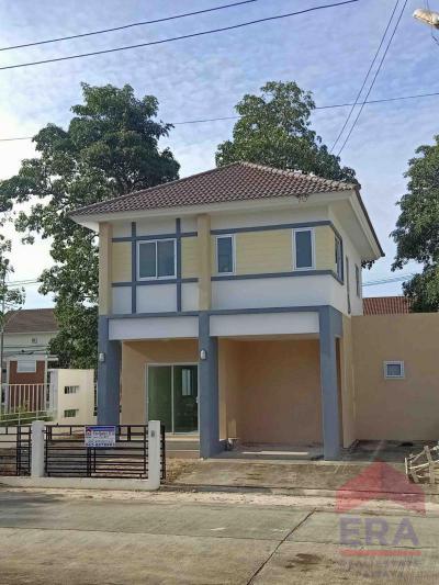 บ้านเดี่ยวสองชั้น 2168000 ระยอง บ้านฉาง บ้านฉาง