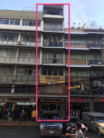 อาคารพาณิชย์ 180000 กรุงเทพมหานคร เขตราชเทวี ถนนพญาไท