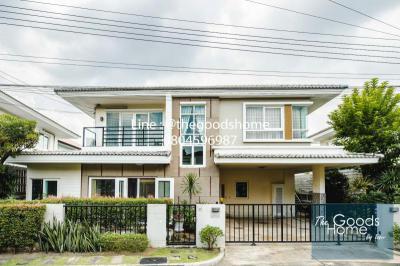 บ้านเดี่ยว 13500000 กรุงเทพมหานคร เขตลาดพร้าว จรเข้บัว