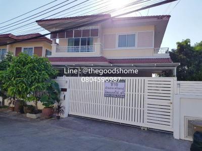 บ้านเดี่ยว 4200000 กรุงเทพมหานคร เขตหนองจอก คู้ฝั่งเหนือ