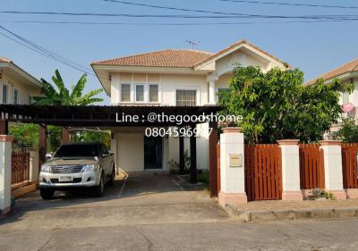 บ้านเดี่ยว 4800000 ปทุมธานี ธัญบุรี ประชาธิปัตย์