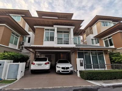 บ้านเดี่ยว 17500000 กรุงเทพมหานคร เขตบึงกุ่ม คลองกุ่ม