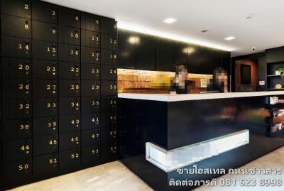 หอพัก 28000000 กรุงเทพมหานคร เขตพระนคร ตลาดยอด