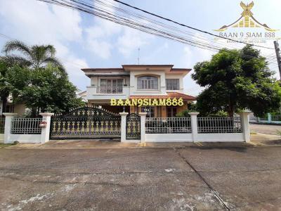 บ้านเดี่ยว 6890000 นนทบุรี บางใหญ่ เสาธงหิน