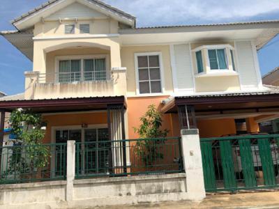 บ้านเดี่ยว 6500000 นนทบุรี บางกรวย ปลายบาง