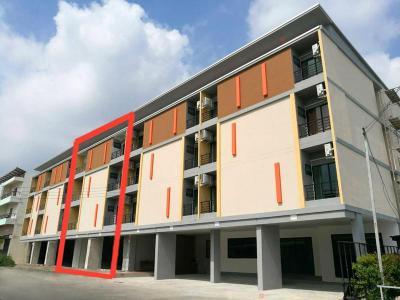 อพาร์ทเม้นท์ 9950000 ปทุมธานี เมืองปทุมธานี บางปรอก