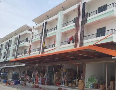 อาคารพาณิชย์ 2990000 ปทุมธานี เมืองปทุมธานี บางปรอก