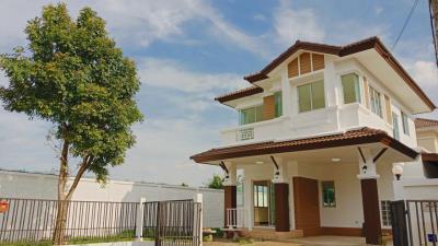 บ้านเดี่ยว 3800000 ปทุมธานี ธัญบุรี บึงสนั่น