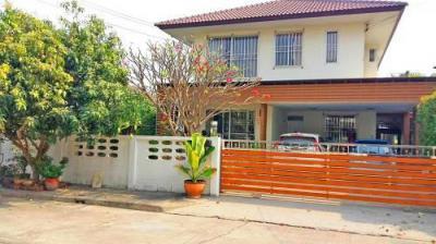 บ้านเดี่ยว 4250000 ปทุมธานี ธัญบุรี ลำผักกูด