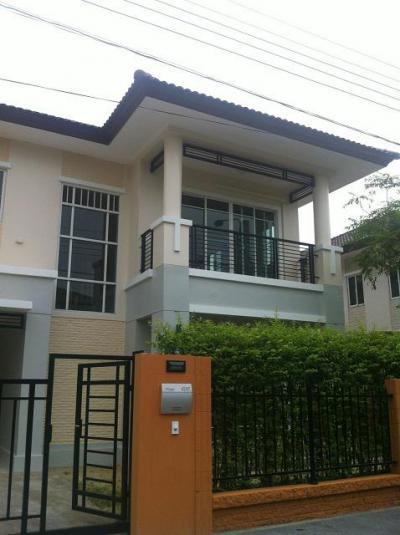 บ้านเดี่ยว 20000 กรุงเทพมหานคร เขตดอนเมือง สีกัน