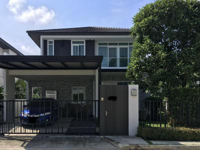 บ้านเดี่ยว 9400000 กรุงเทพมหานคร เขตมีนบุรี มีนบุรี