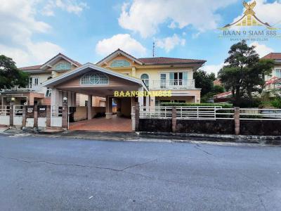 บ้านเดี่ยว 5890000 นนทบุรี บางใหญ่ เสาธงหิน