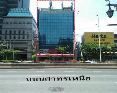 อาคารพาณิชย์ 45000 กรุงเทพมหานคร เขตบางรัก สีลม