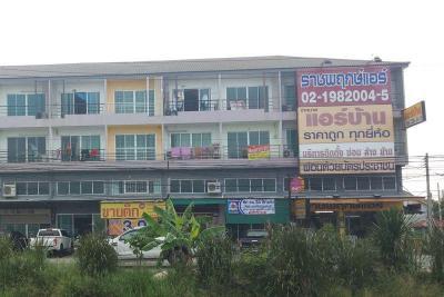 อาคารพาณิชย์ 3850000 ปทุมธานี คลองหลวง คลองสอง