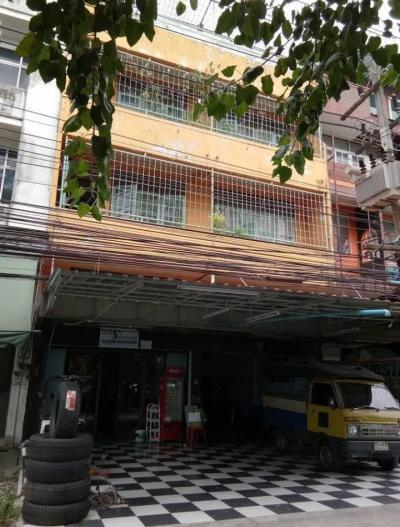 อาคารพาณิชย์ 6500000 ชลบุรี เมืองชลบุรี แสนสุข