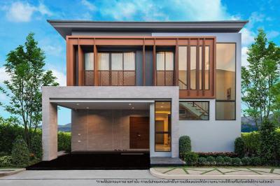 บ้านโครงการใหม่ 12000000 เชียงใหม่ หางดง บ้านแหวน