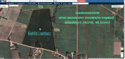 ที่ดิน 19796000 กาญจนบุรี ท่าม่วง หนองตากยา