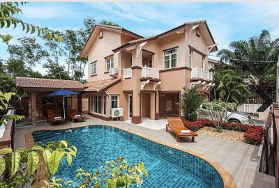 บ้านเดี่ยวสองชั้น 13999000 ชลบุรี บางละมุง หนองปรือ