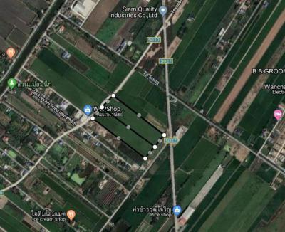 ที่ดิน 94134150 นนทบุรี ไทรน้อย ทวีวัฒนา