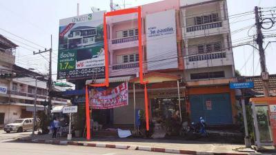 อาคารพาณิชย์ 6500000 ราชบุรี เมืองราชบุรี หน้าเมือง