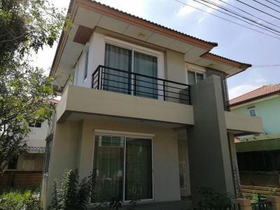 บ้านเดี่ยว 3190000 นนทบุรี บางใหญ่ เสาธงหิน
