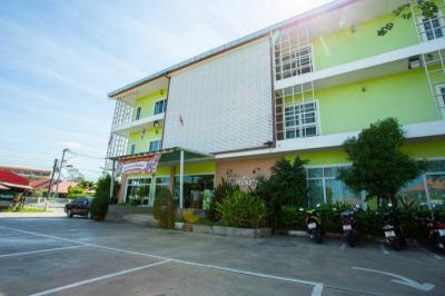 โรงแรม 38000000 ร้อยเอ็ด เมืองร้อยเอ็ด ในเมือง