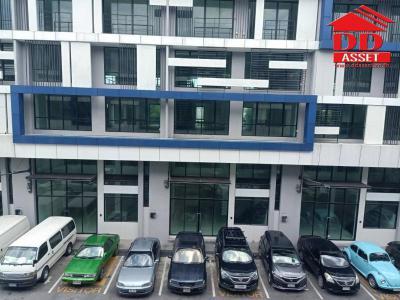 อาคารพาณิชย์ 22500000 กรุงเทพมหานคร เขตบึงกุ่ม คลองกุ่ม