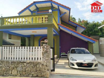 บ้านเดี่ยว 14500000 ชลบุรี บางละมุง หนองปรือ