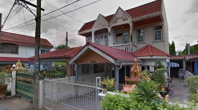 ทาวน์เฮาส์ 3500000 กรุงเทพมหานคร เขตหลักสี่ ตลาดบางเขน