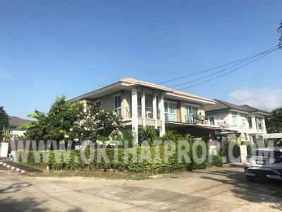 บ้านเดี่ยว 6500000 นนทบุรี บางใหญ่ เสาธงหิน