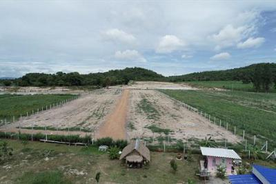 ที่ดิน 3500 ราชบุรี บ้านโป่ง เขาขลุง