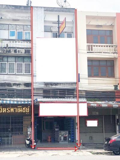 อาคารพาณิชย์ 3200000 ชลบุรี เมืองชลบุรี บ้านสวน