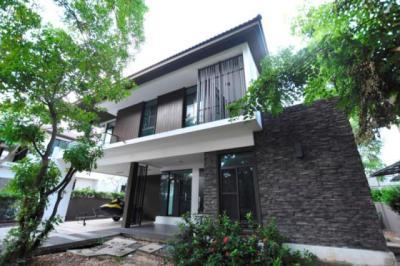 บ้านเดี่ยว 15000000 กรุงเทพมหานคร เขตคันนายาว คันนายาว