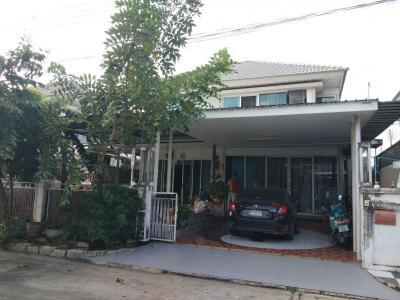 บ้านเดี่ยวสองชั้น 5500000 ปทุมธานี เมืองปทุมธานี บ้านกลาง