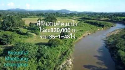 ที่ดิน 29000000 เชียงใหม่ แม่แตง สันมหาพน