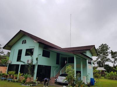 บ้านพร้อมที่ดิน 3500000 เชียงราย แม่ลาว บัวสลี
